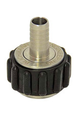 "Blichmann Quick Connector 3/8"" Barb X 1/2"" Npt"