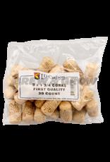Corks 9 X 1 3/4 (30/Bag)