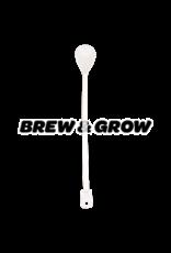 Spoon - Round Head Plastic 18''
