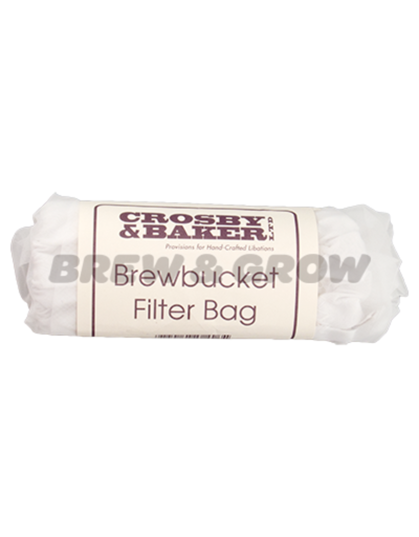 Cover Filter For Bucket