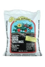 Wiggle Worm Wiggle Worm Soil Builder Earth Worm Castings 15 Lb