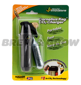Portable CO2 Charger Cornelius Keg