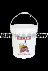 Bucket Fermenting 7.9 Gal (White)