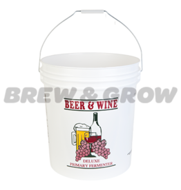Bucket Fermenting 7.9 Gal (White)