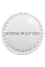 Bucket Lid for 7.9 Gal (White)