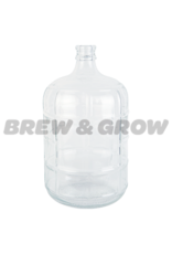 Carboy Glass - 3 Gal