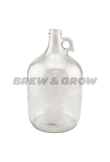 Jug - 1 Gal Glass Clear (Case/4)