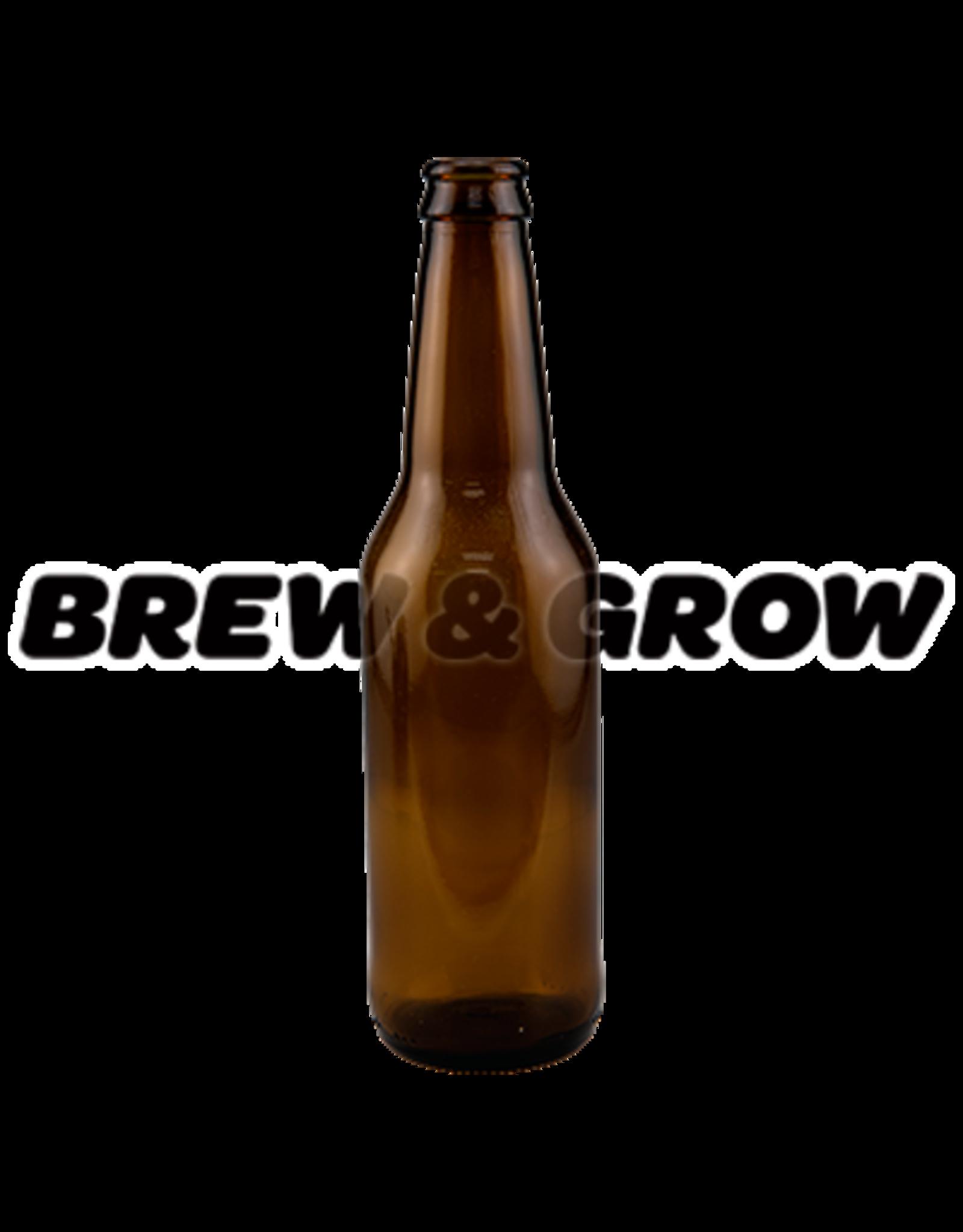 Bottle 12 oz (24/cs)