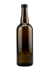 Belgian 750ml Beer Bottle 12/CS