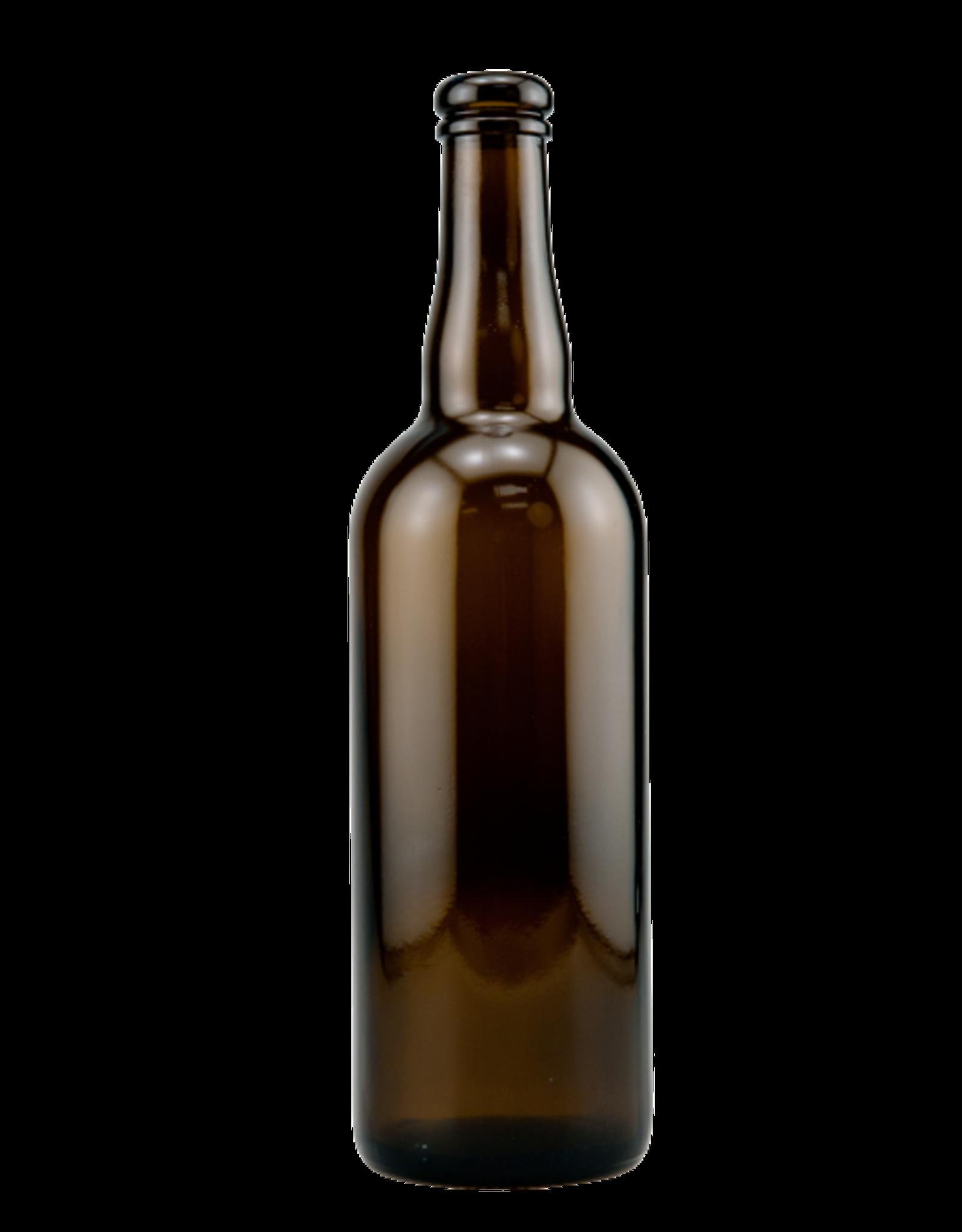 Belgian 750ml Beer Bottle 12/CS