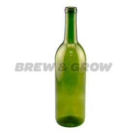 Wine Bottle Green Optima 750mL (12)