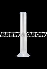 Hydrometer Test Jar - 10'' Plastic