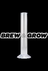 Hydrometer Test Jar - 14'' Plastic