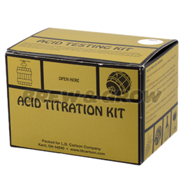 Acid Testing Kit