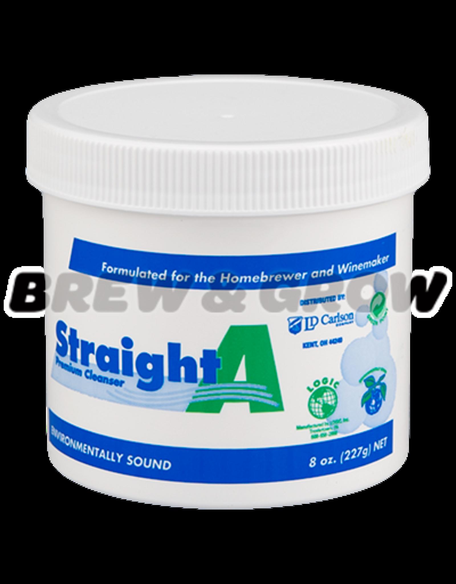 Straight-A Prem Cleanser 8 oz