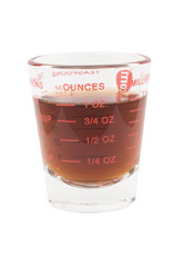 Measuring Shot Glass 1.5 oz