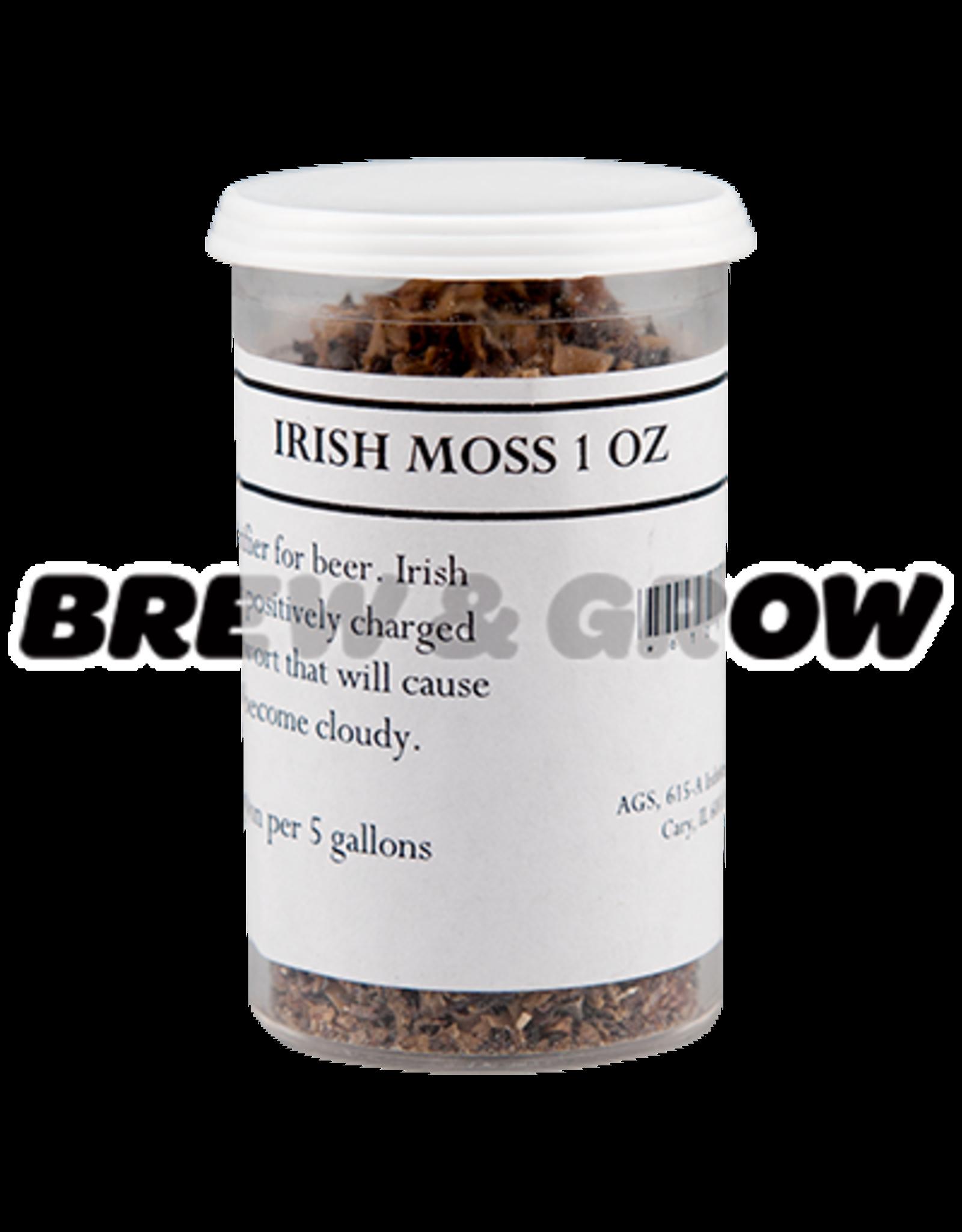 Irish Moss 1 oz