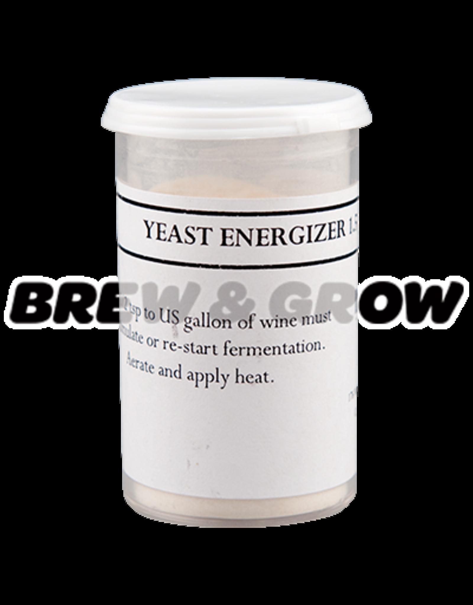 Yeast Energizer 1 oz