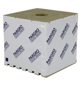 Grodan Grodan Pargro QD 4 in x 4 in Block w/ Hole Case/ 72
