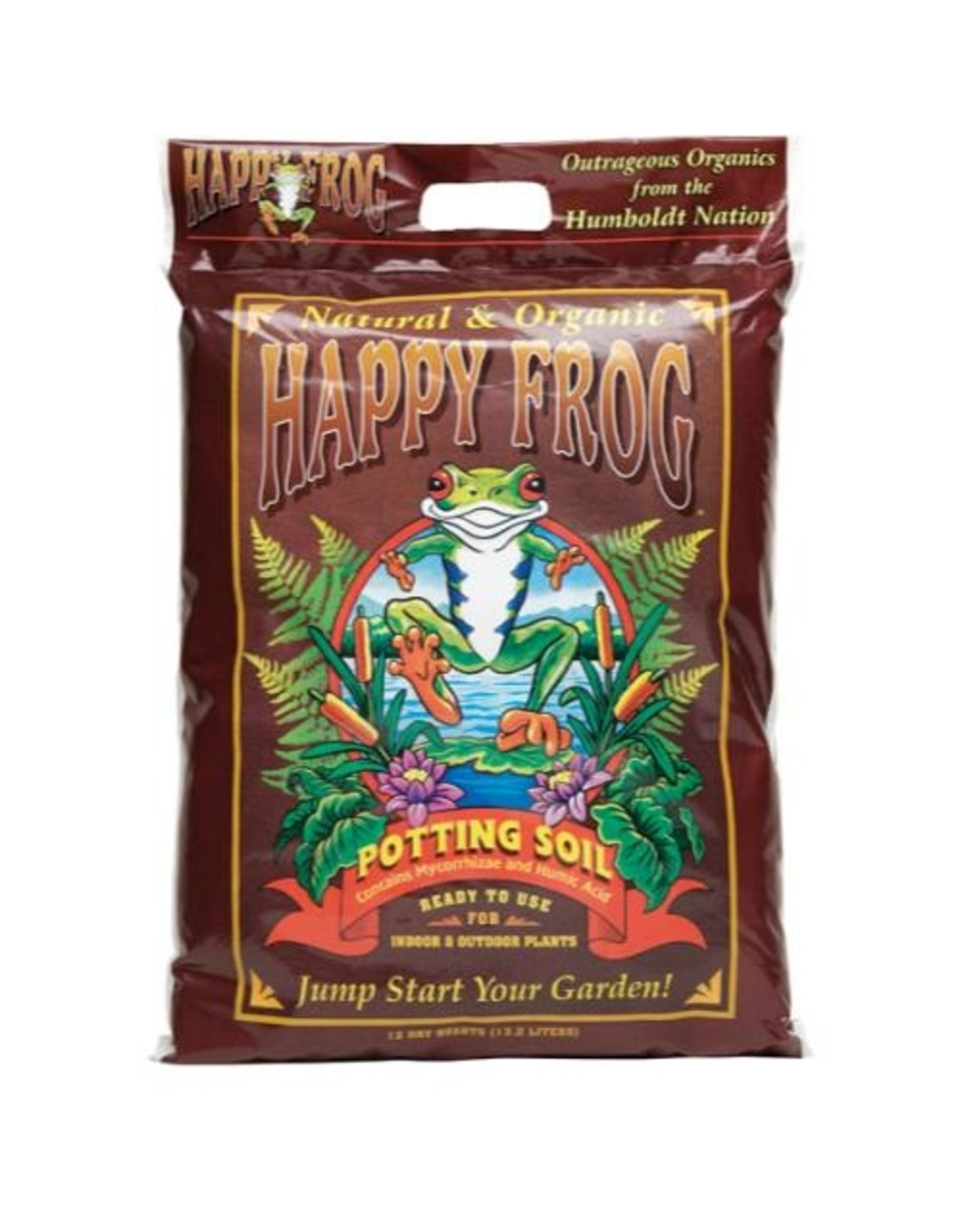 Fox Farm FoxFarm Happy Frog Potting Soil 12 Quart