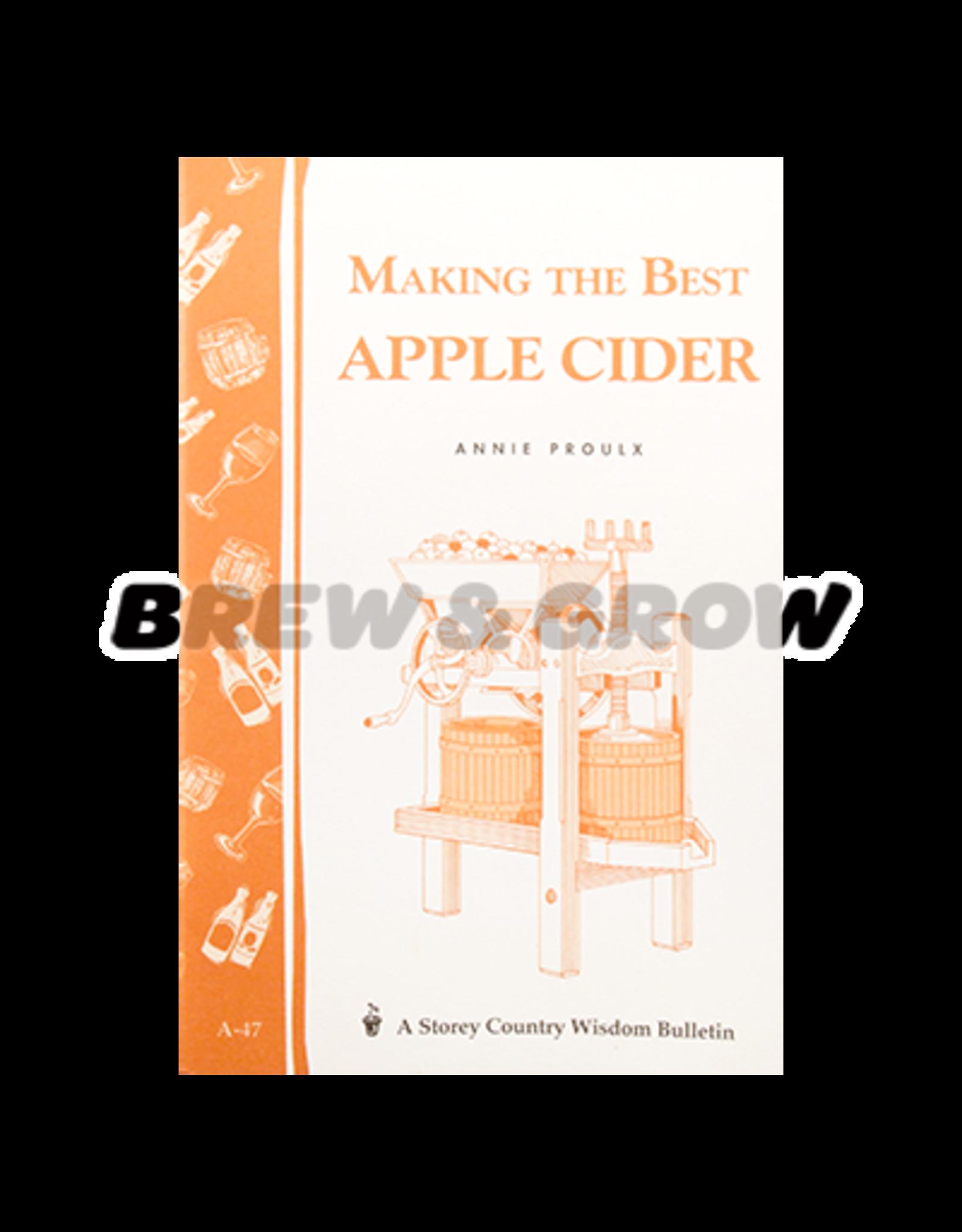 Making The Best Apple Cider (Garden Way)