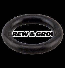 O-Ring Ball Lock Plug (Black)