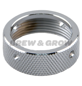 Chrome-Plated Coupling Nut