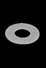 Wall Coupling - Aluminum Washer