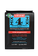 Sunshine Mix#4 W/ Mycorrhizae- 3.0 Cu/Ft Comp