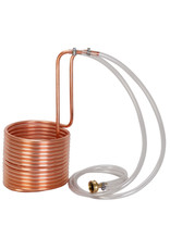 Wort Chiller  25' Copper immersion