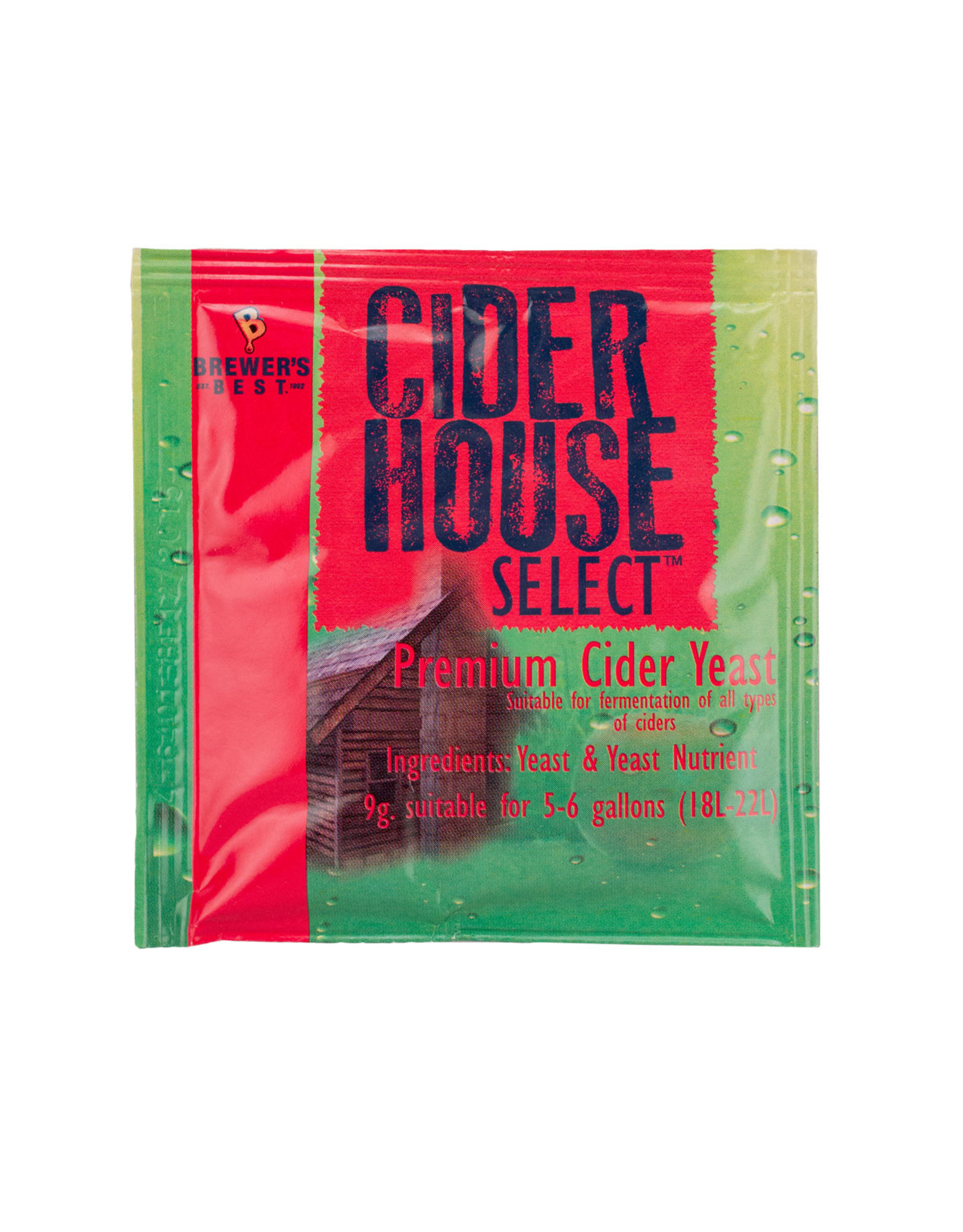 Cider House Select Cider Yeast