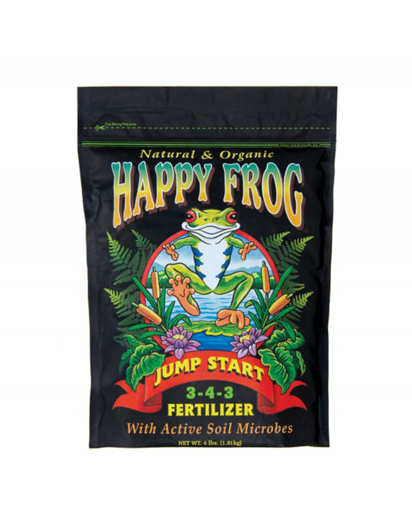 Foxfarm FoxFarm Jump Start - Happy Frog - 4 lb