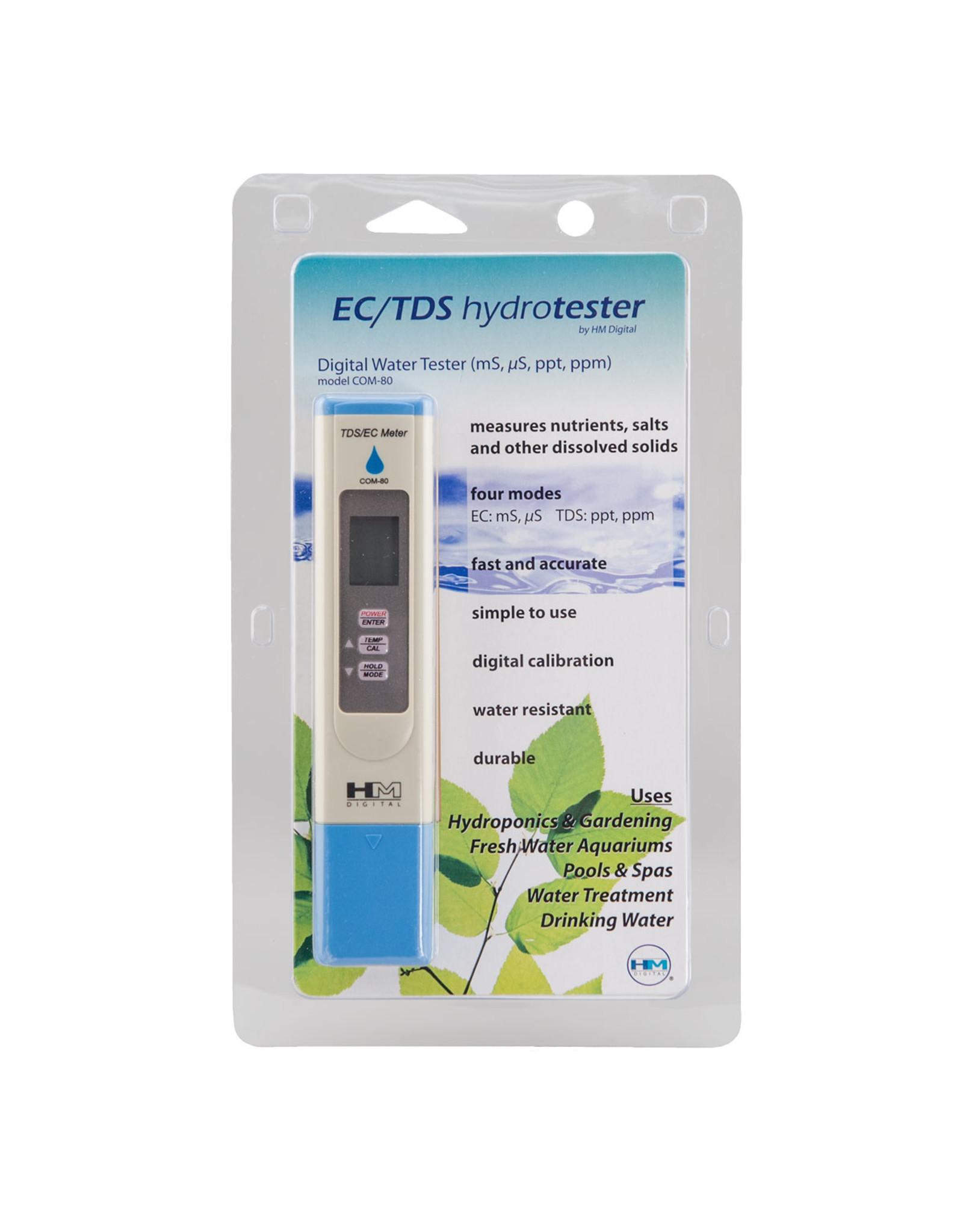 HM Digital Meter HM Digital EC/TDS HydroTester (COM-80)