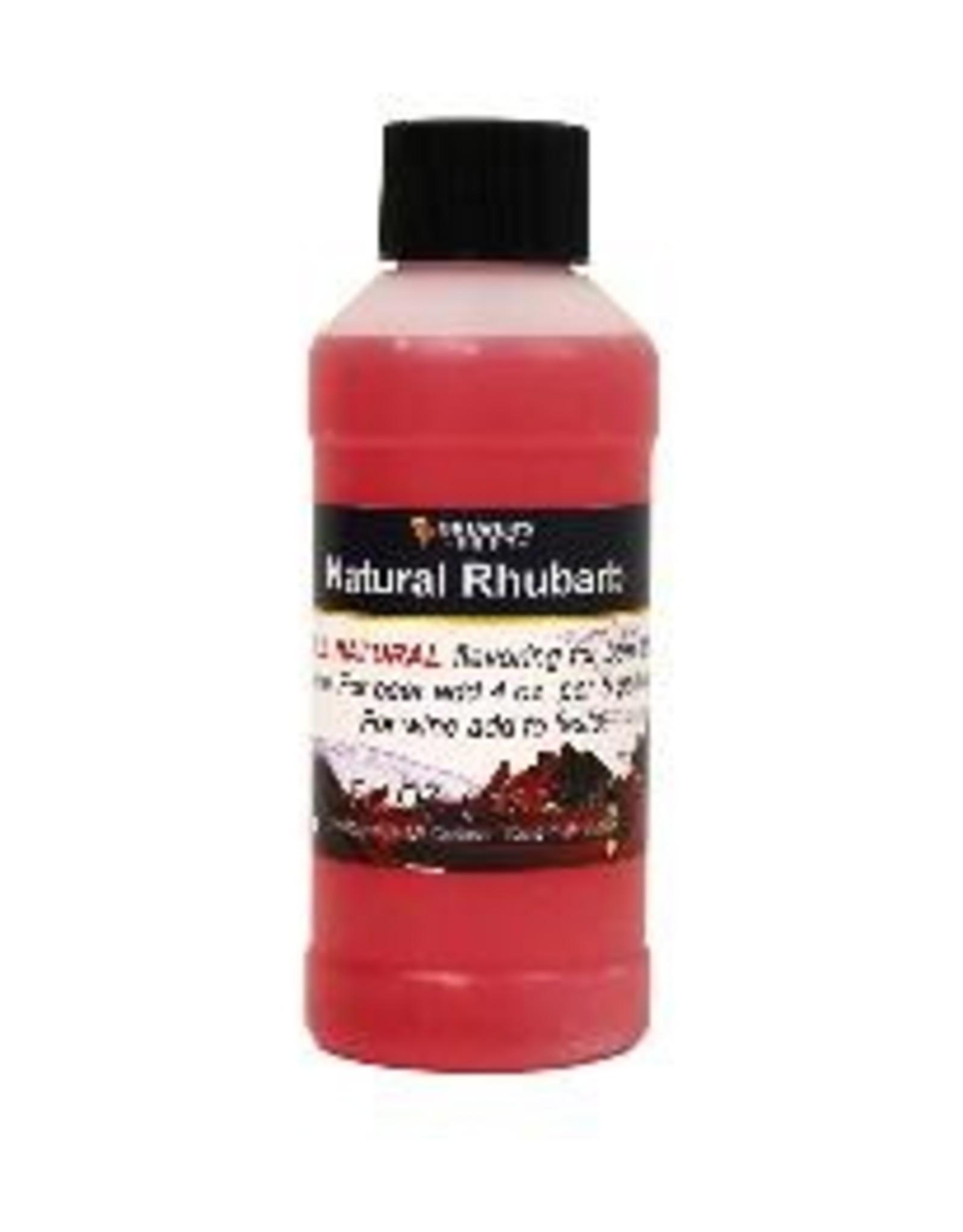Flavor - Rhubarb 4 oz
