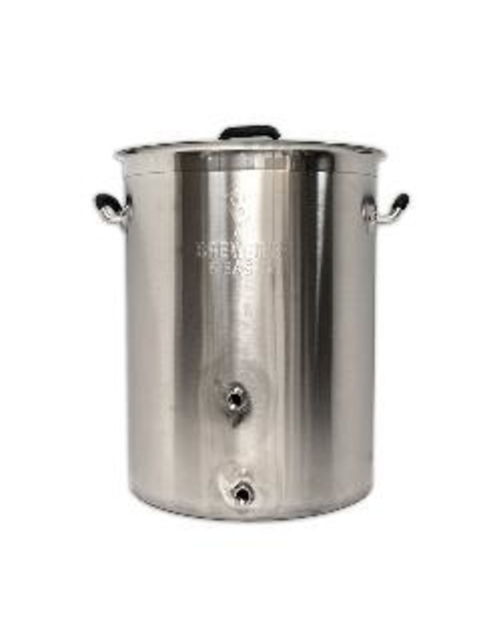 "Brewer's BEAST Kettle w/ 1/2"" NPT Ports - 8 Gal"