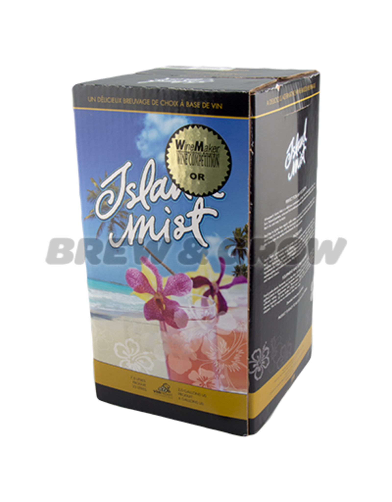 Island Mist Island Mist - Strawberry White Merlot