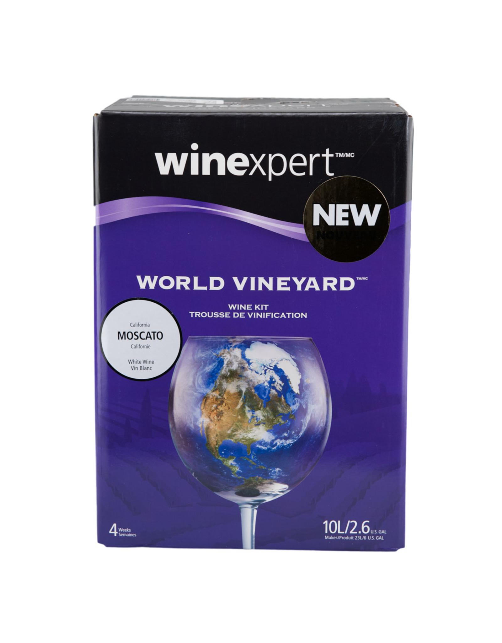 World Vineyard - California Moscato