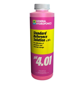 Calibration Solution PH4 - 8 Oz
