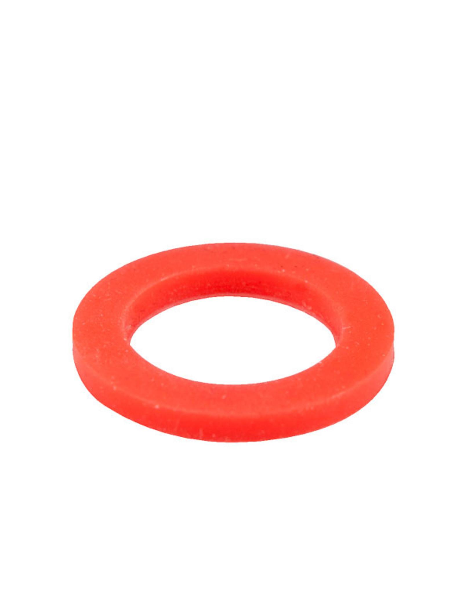 Flat O-Ring Silicone