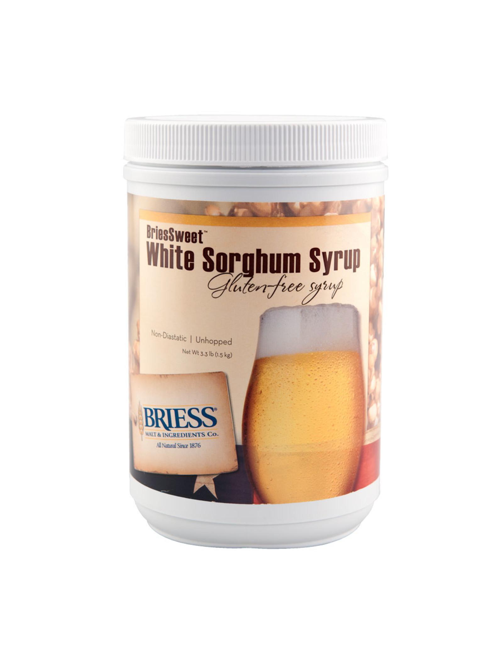 Briessweet White Sorghum 45Hm 3.3lb