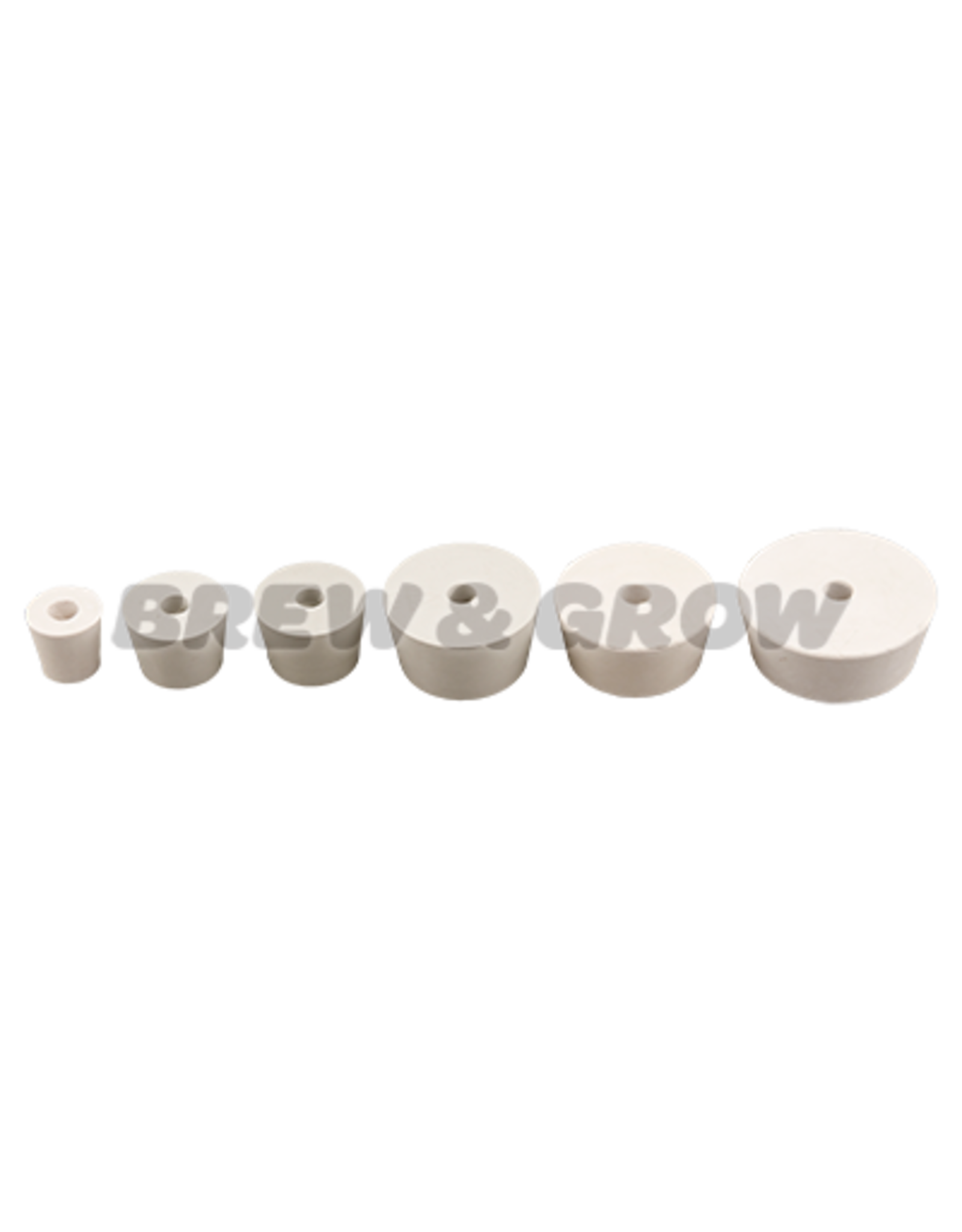 Stopper - #8 1/2 Drilled