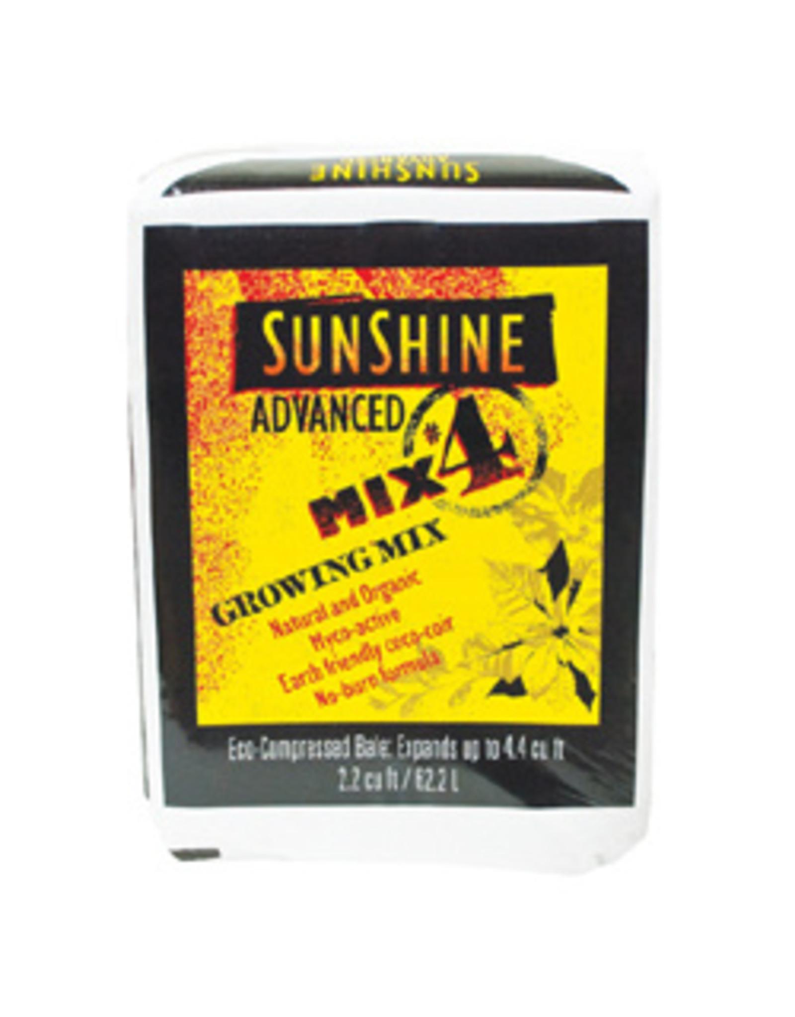 Sunshine Advanced (Yellow Bag) Mix #4 - 3 Cu/Ft
