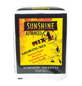 Sunshine Advanced (Yellow Bag) Mix #4 - 3 Cu/Ft
