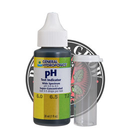 General Hydroponics GH pH Test Kit