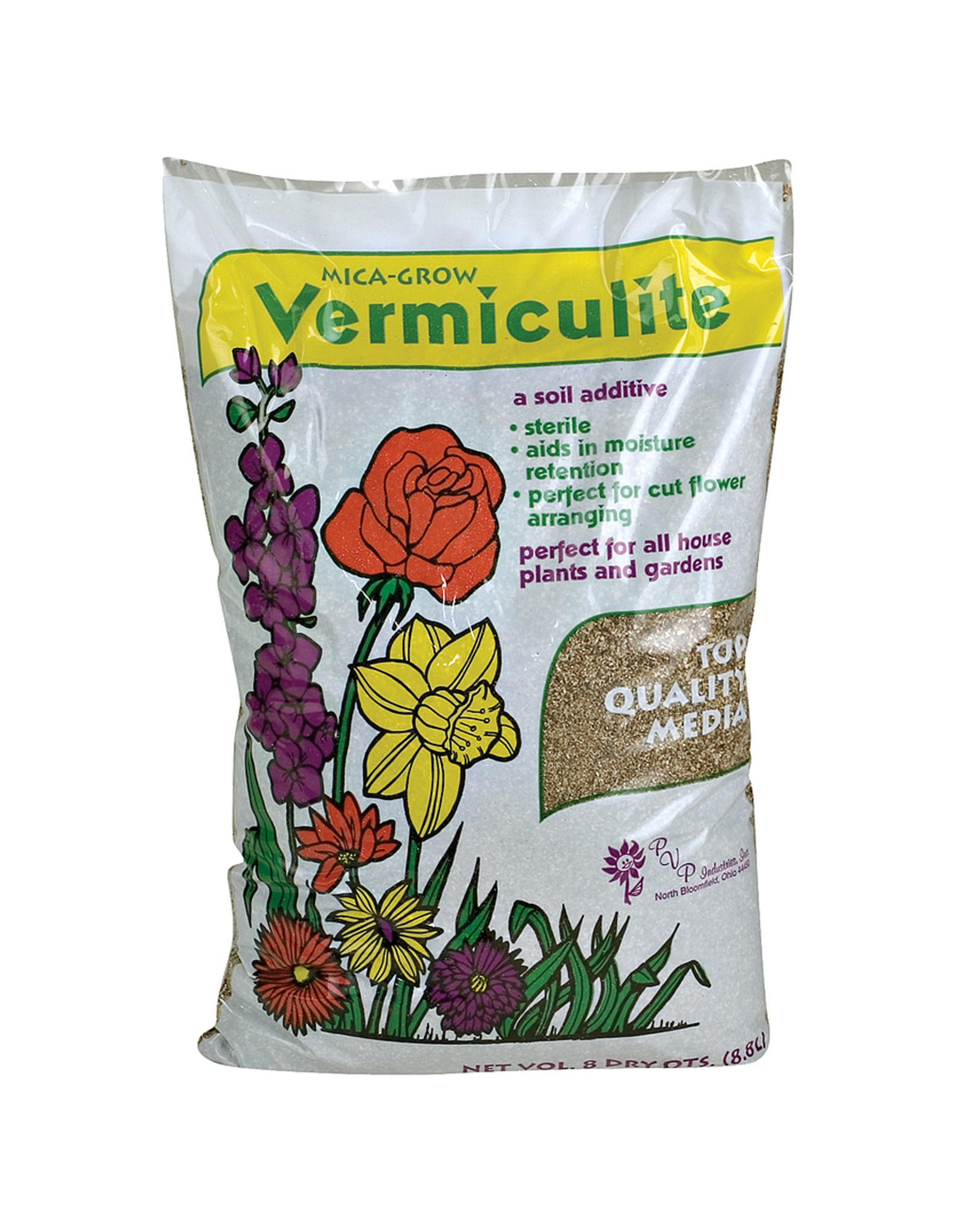 Vermiculite 8 qt Bag