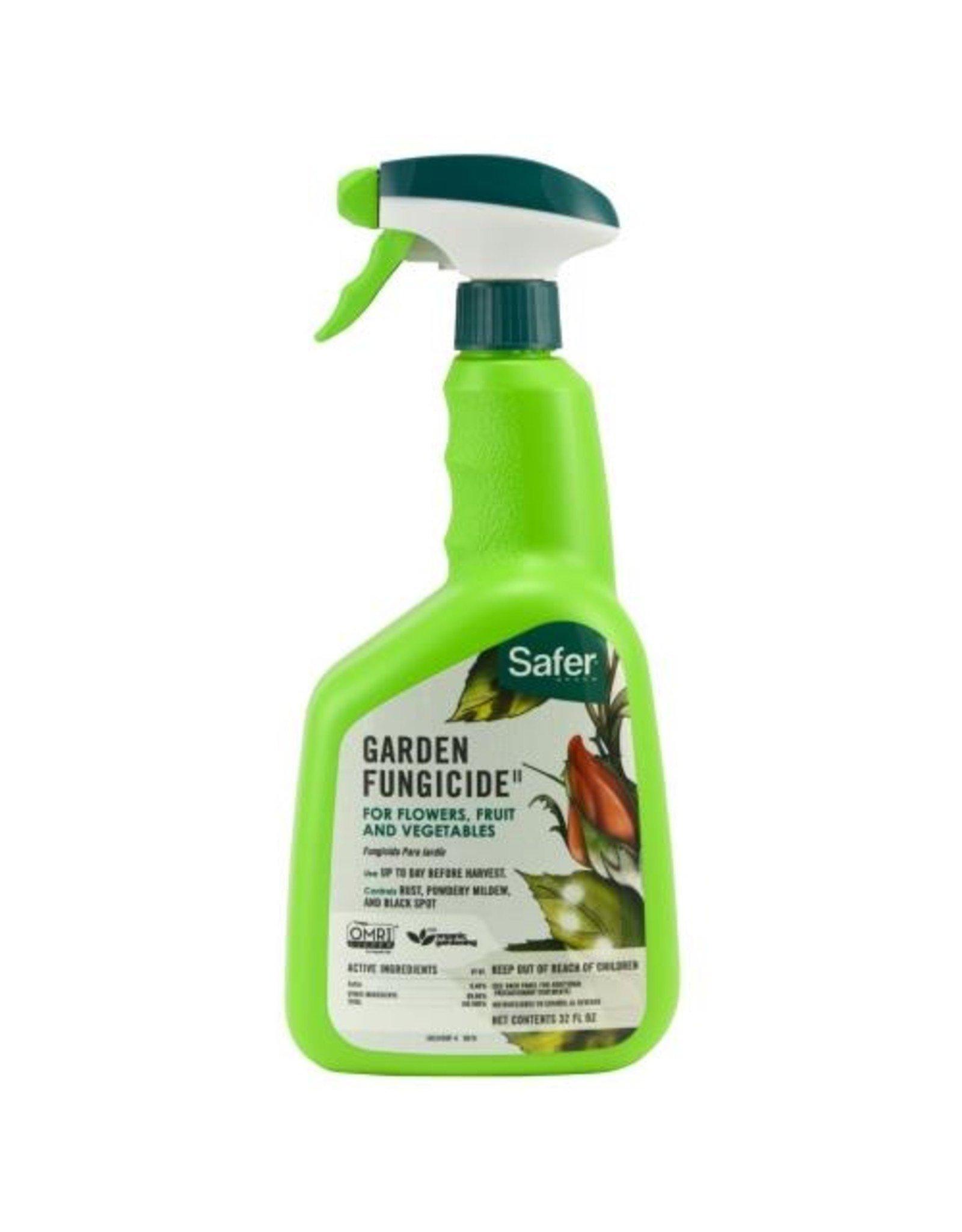 Safer Garden Fungicide II RTU Qt