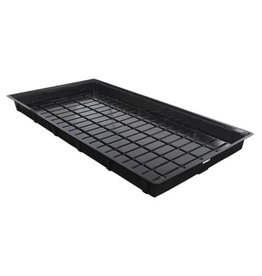 Duralastics Duralastics Tray 4 ft x 8 ft ID - Black