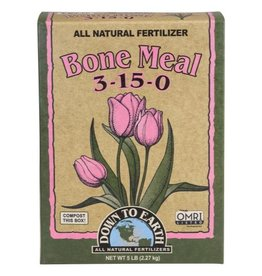 Down To Earth Down To Earth Bone Meal (3-15-0) - 5 lb