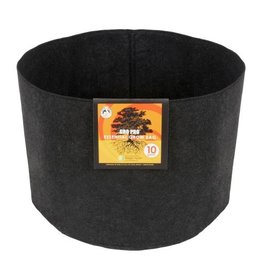 Gro Pro Gro Pro Essential Round Fabric Pot - Black 10 Gallon