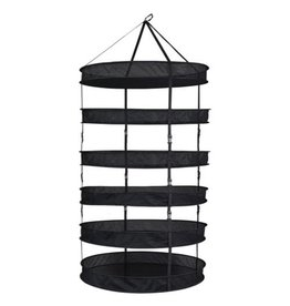 Growers Edge Dry Rack w/ Clips - 3 ft